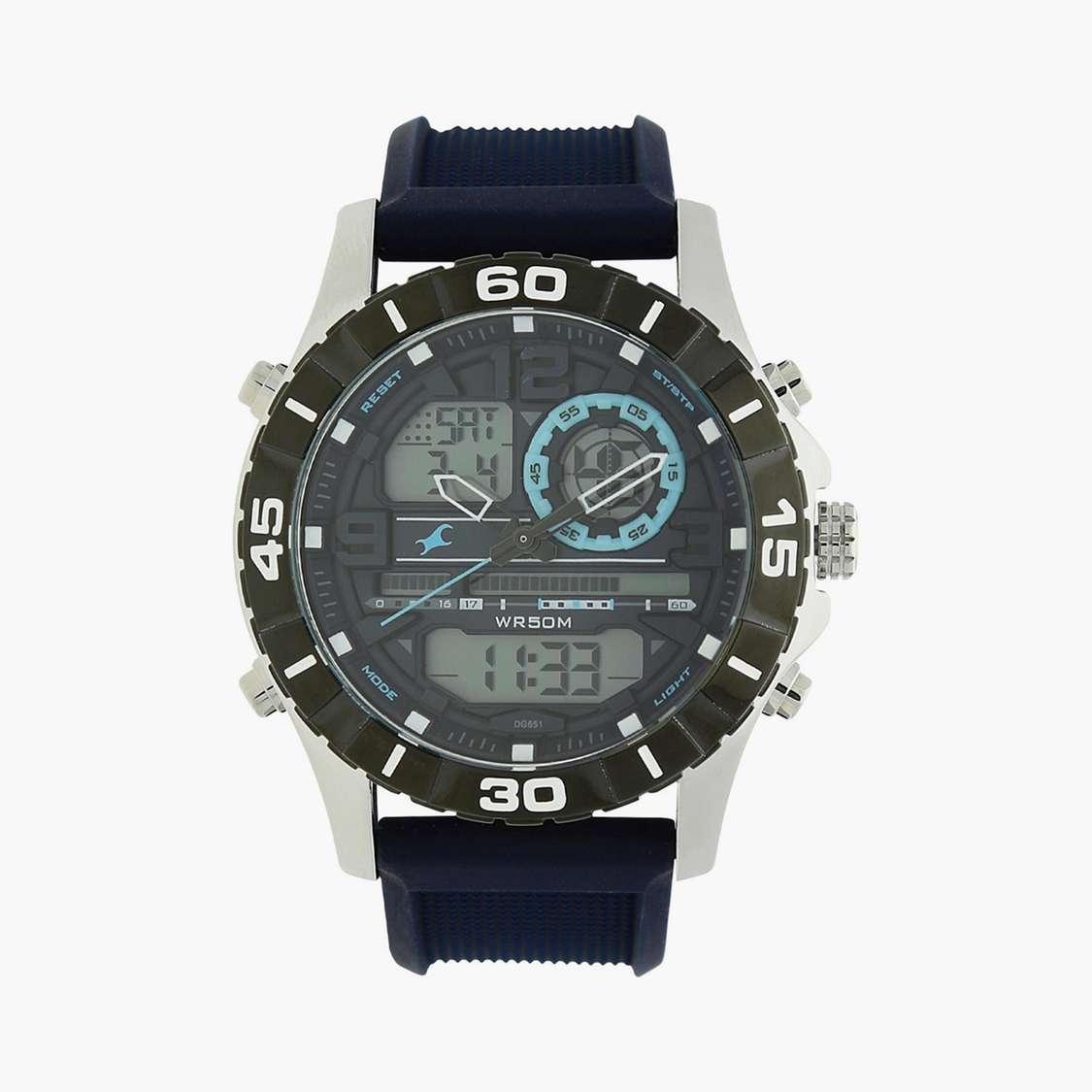 FASTRACK Men Analog-Digital Watch - NL38035SL02-