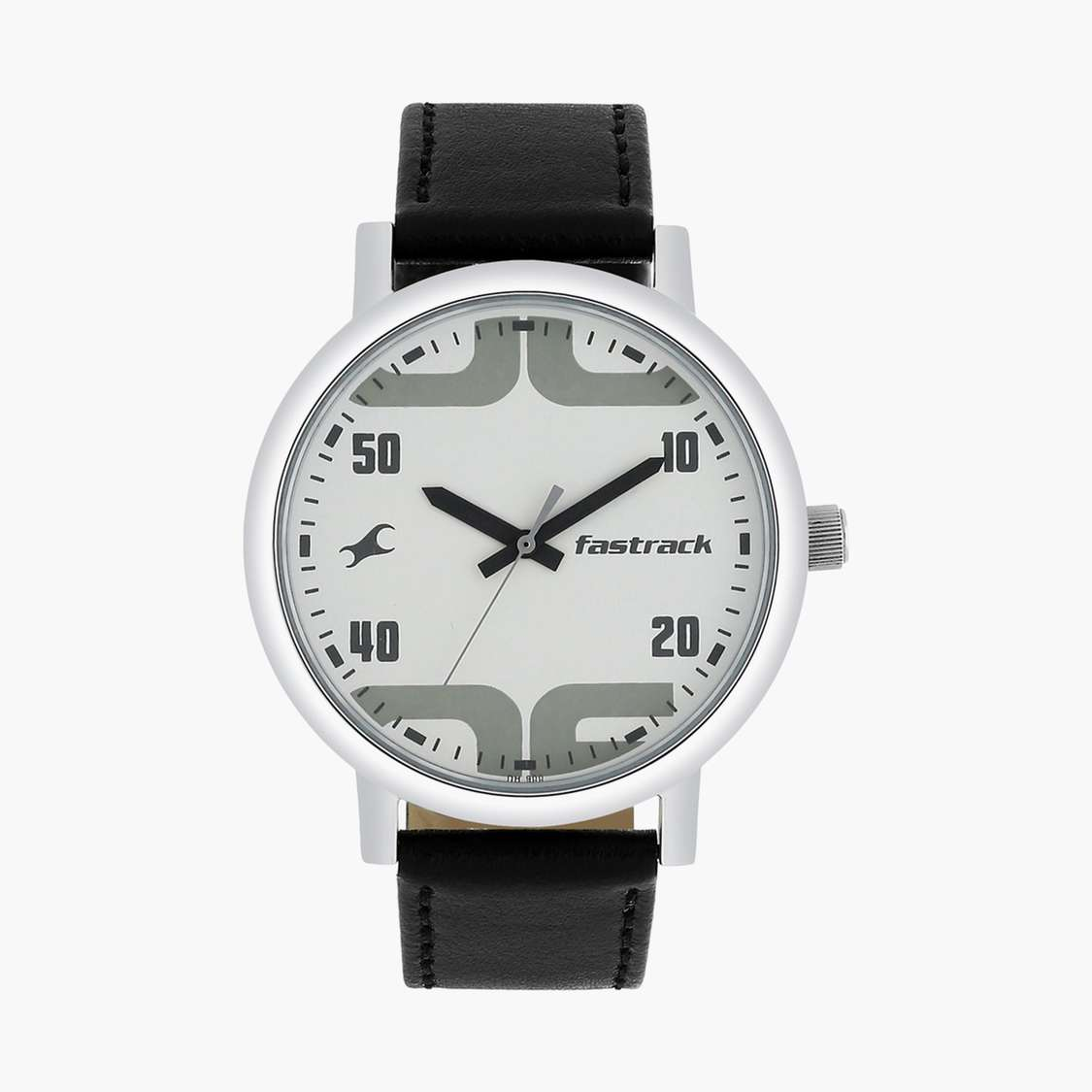 FASTRACK Men Analog Watch with Leather Strap - NL38052SL04 Top FastTrack Watches for Men below 3000