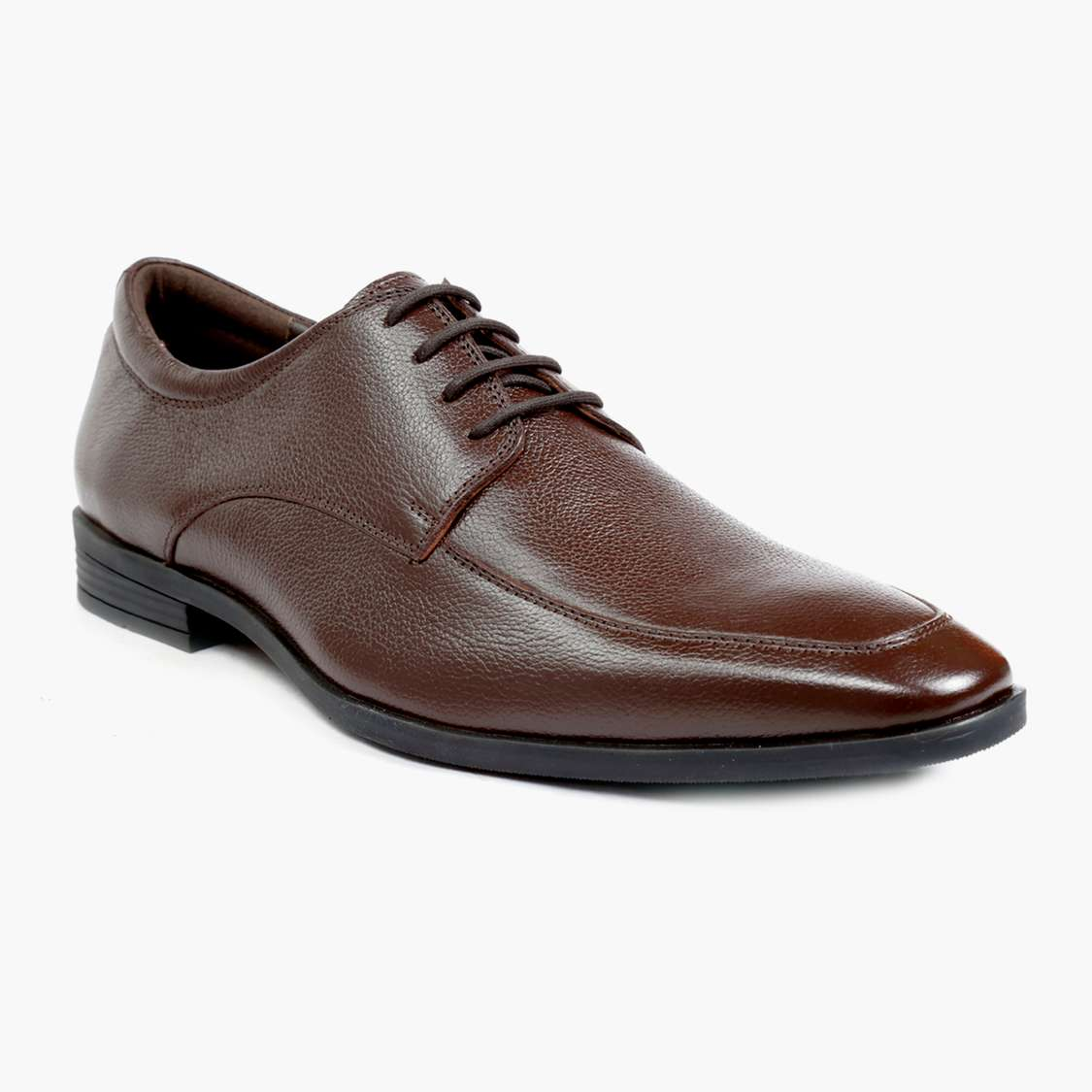 ONE8 Select Men Achiever Genuine Leather Derby Shoes
