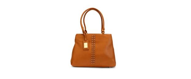 Allen Solly Brown Hand Bag