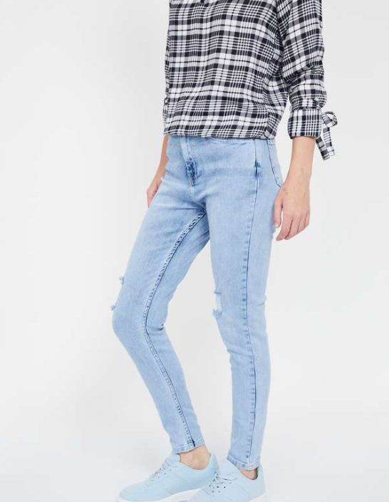 Jeans - Wardrobe Essentials for College Girl