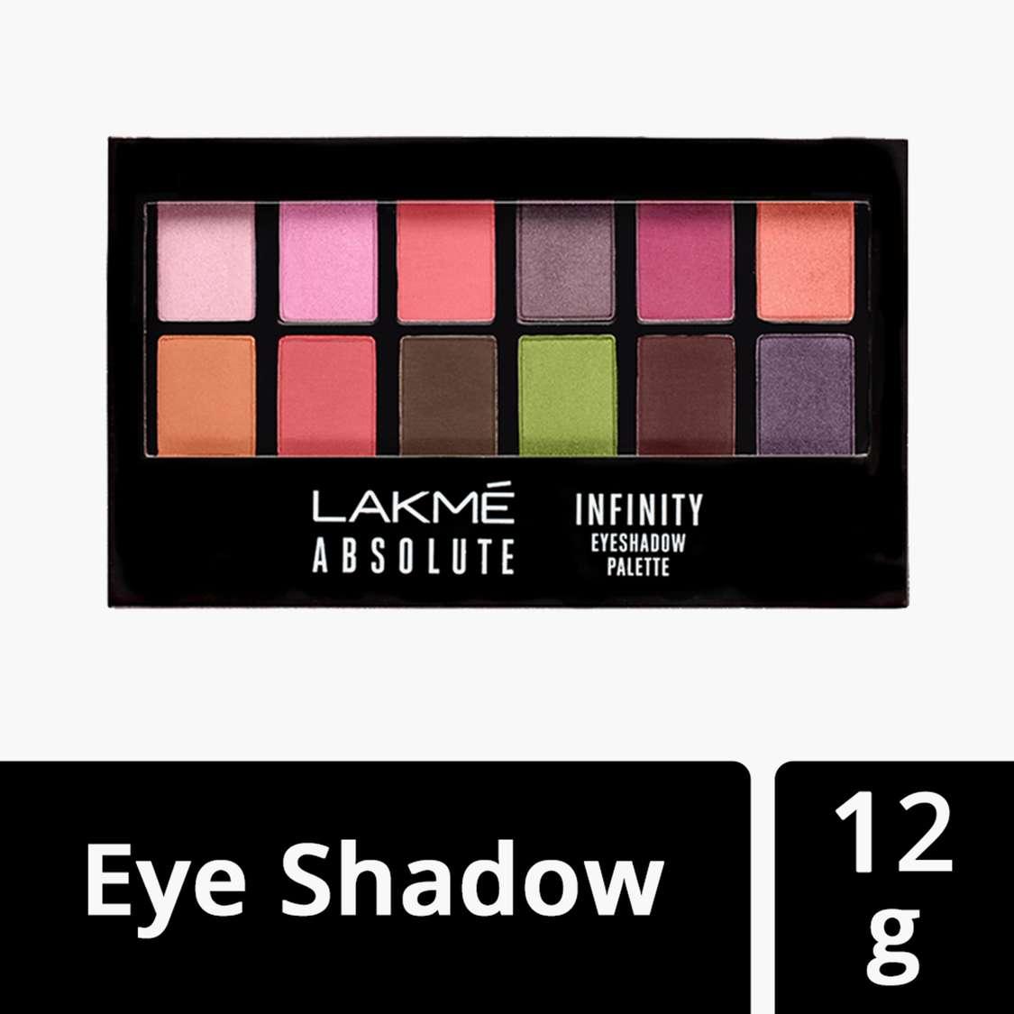 LAKME ABSOLUTE Infinity Eye Shadow Palette jpg