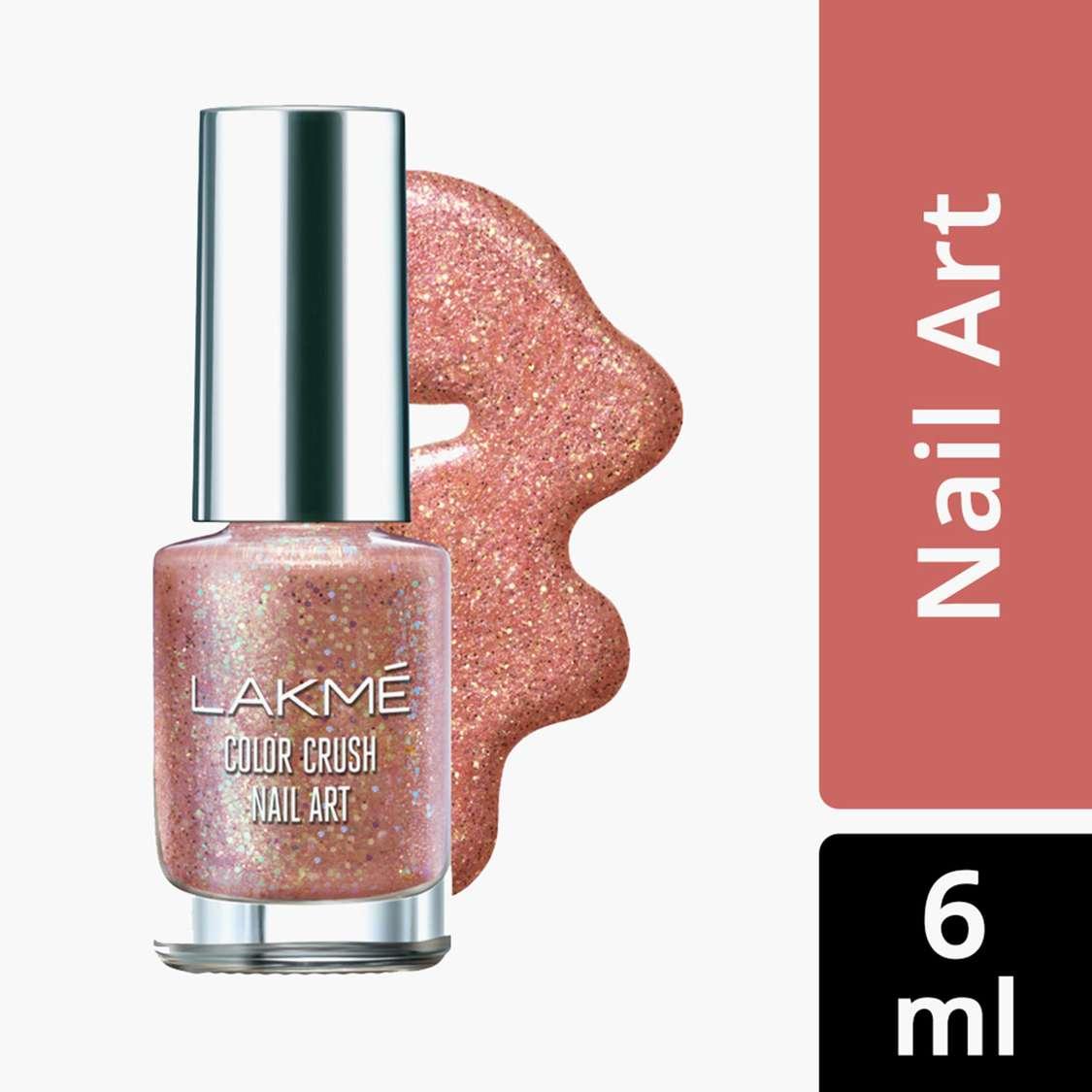 LAKME Color Crush Nail Art jpg