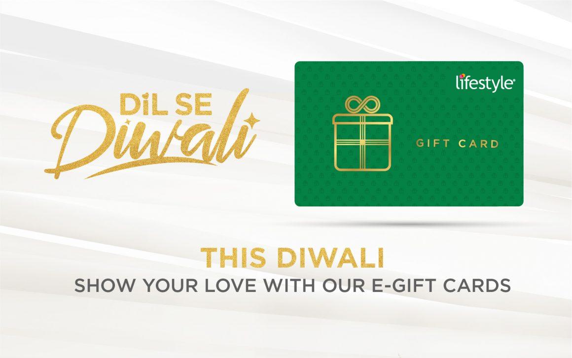 Dil Se Diwali - Lifestyle, E - Gift Card