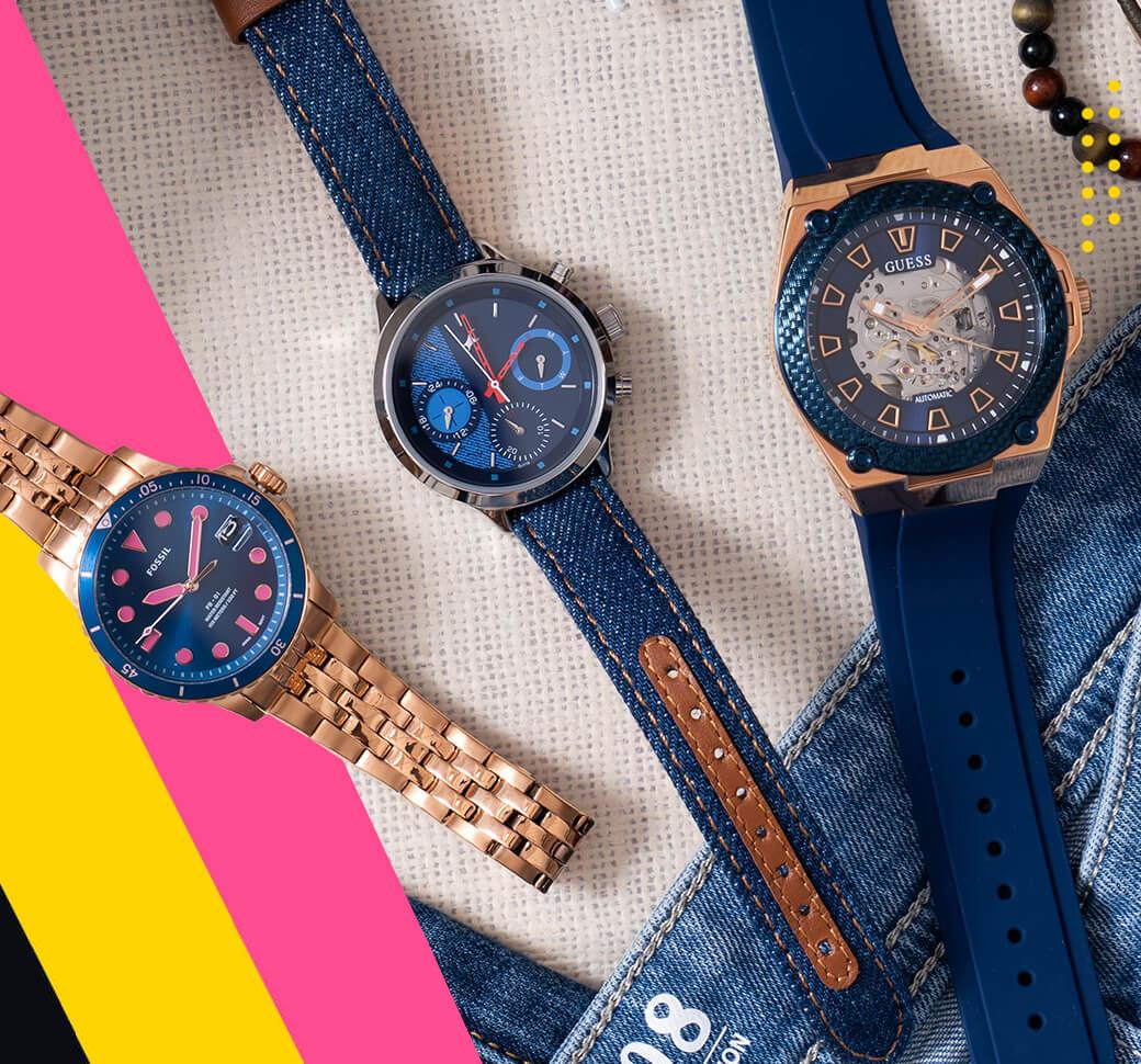 Men and Women Wrist Watches Black Friday Sale