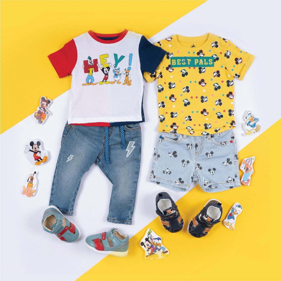 Disney collection for women and kids