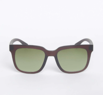 OPIUM Men Tinted Full Rim Square Sunglasses - OP-1634-C01