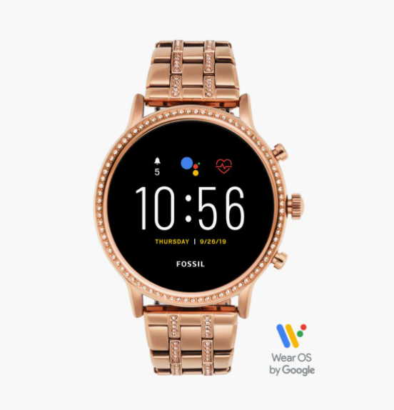 FOSSIL Women Gen 5 Julianna HR Smartwatch