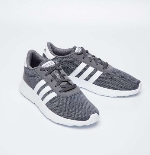 ADIDAS Mesh Upper Lite Racer Sports Shoes