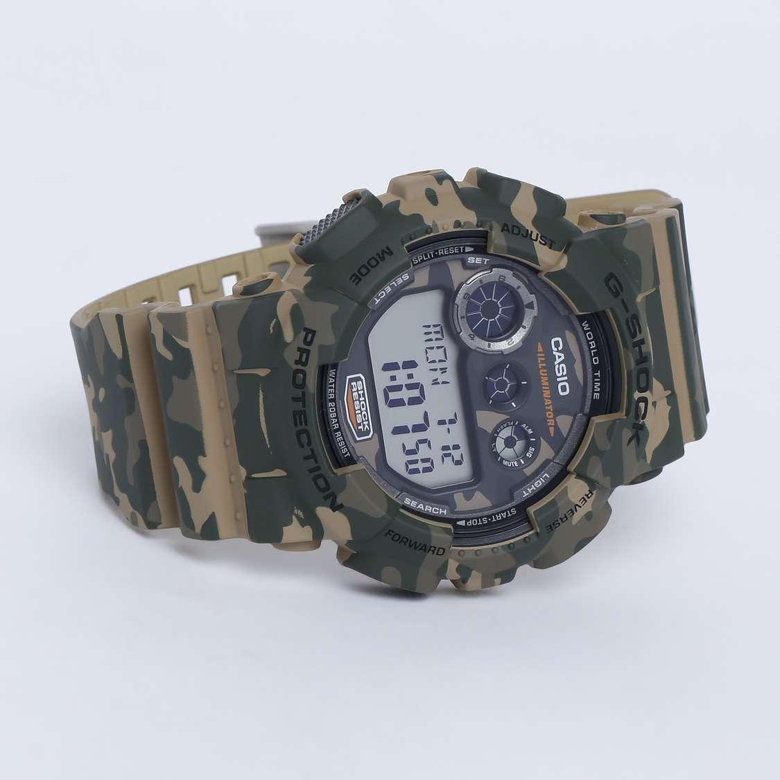 Casio G-Shock Men Camouflage - GD-120CM-5DR (G513)