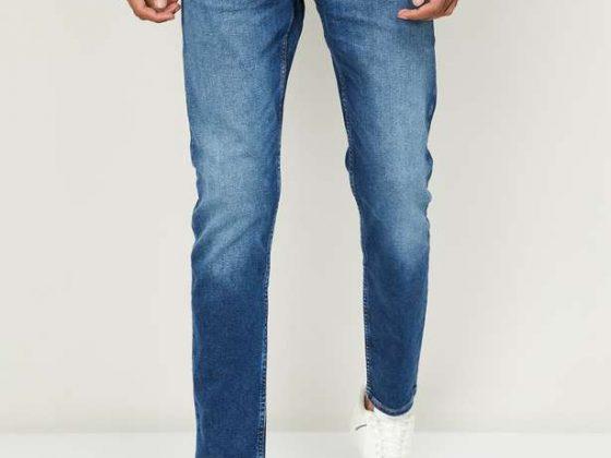 Levi's Men Stonewashed Jeans
