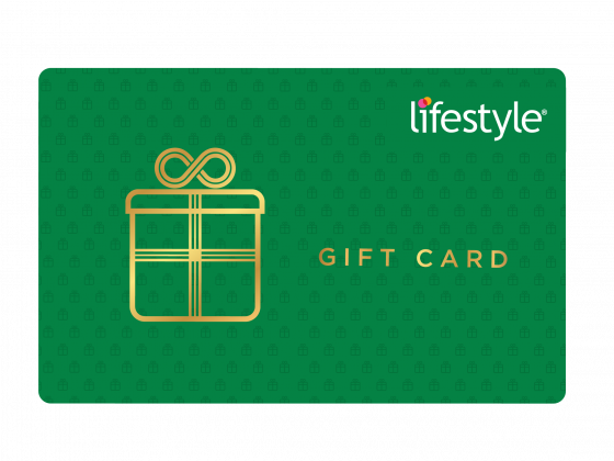 Lifestyle Stores Offline Gift Card