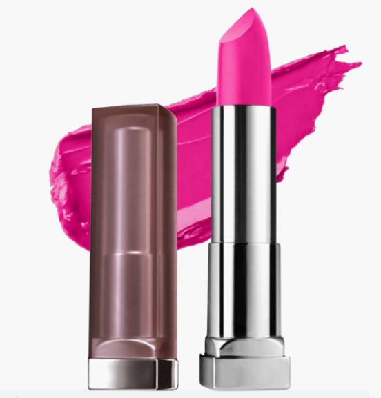 MAYBELLINE Colorsensational Powdermatte Lipstick popular lipstick brands