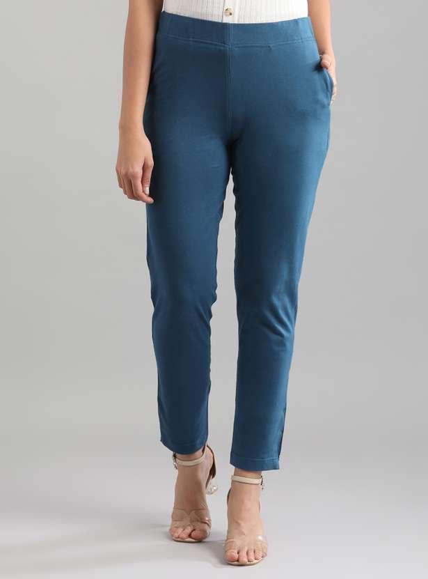 Women Solid Pants