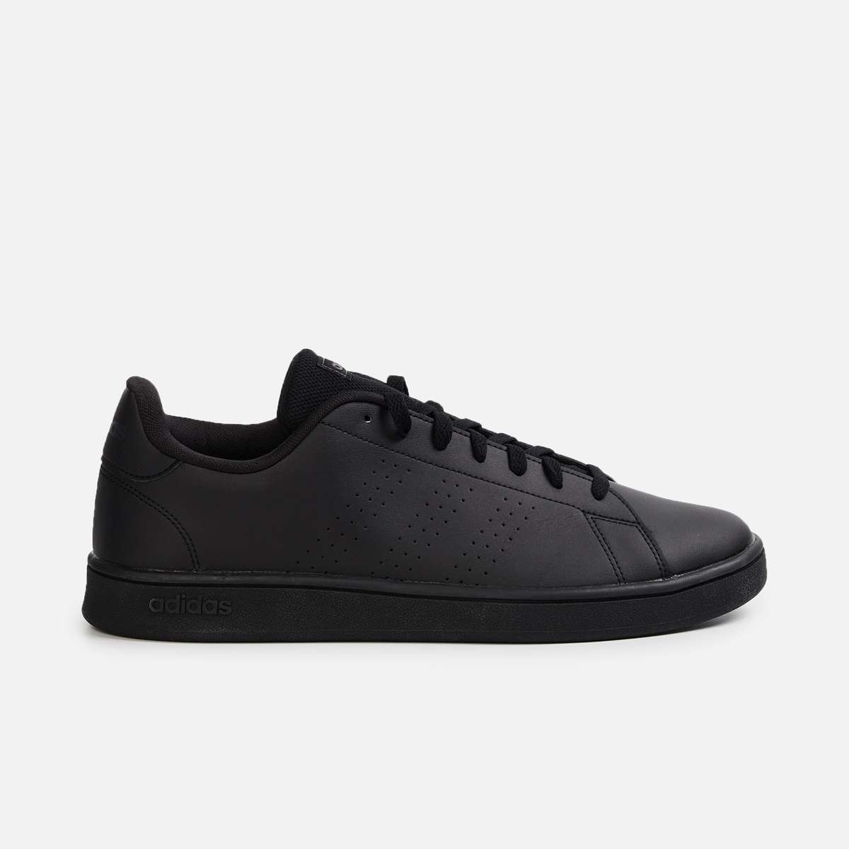 3.ADIDAS Men Perforated Casual Lace-Up Shoes
