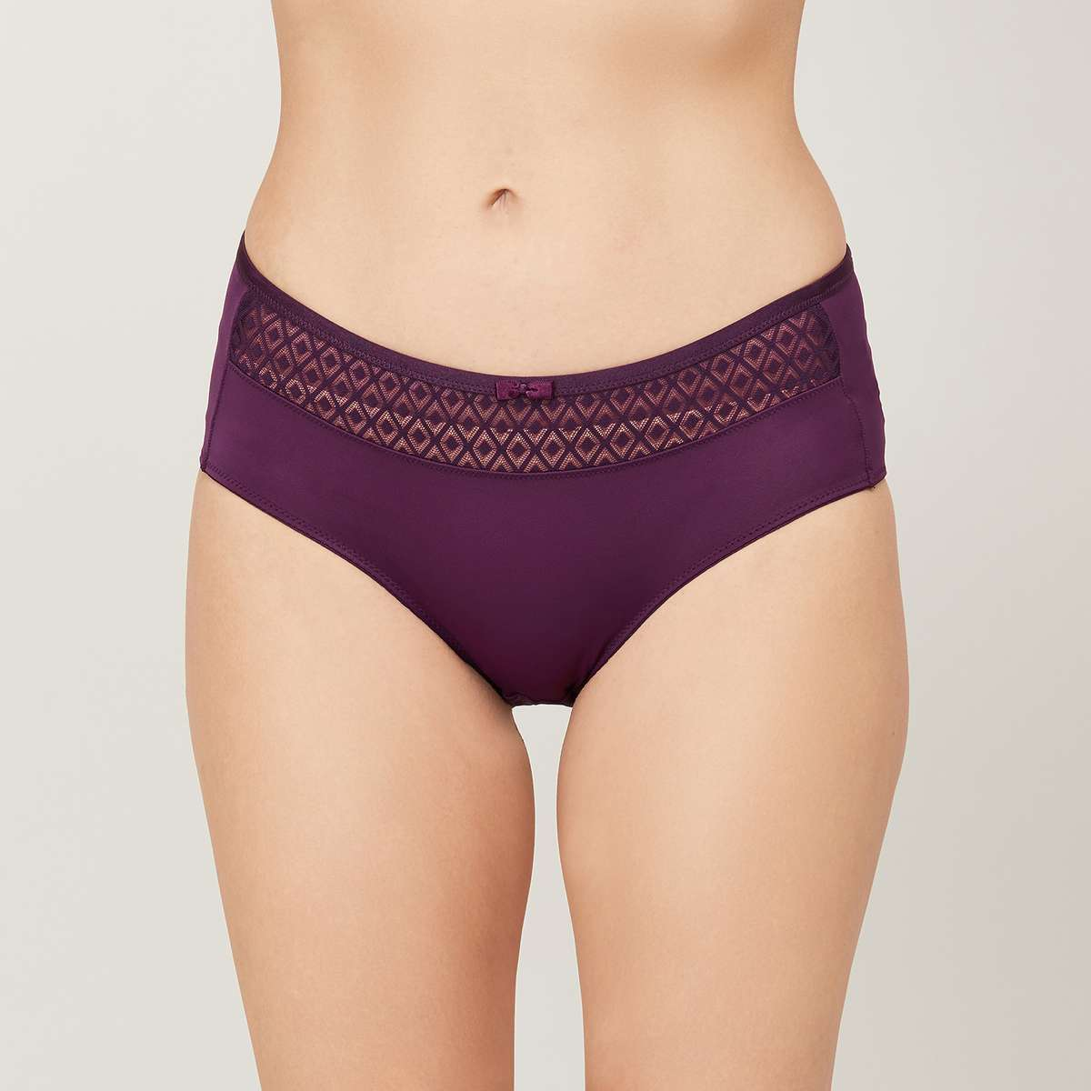 TRIUMPH Women Lace Detailed Hipster Panty