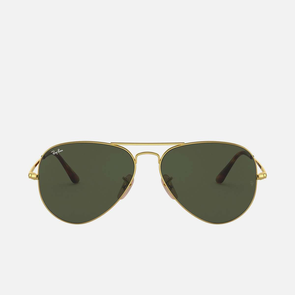 2.RAY-BAN Men UV-Protected Aviator Sunglasses- RB3689914731-55