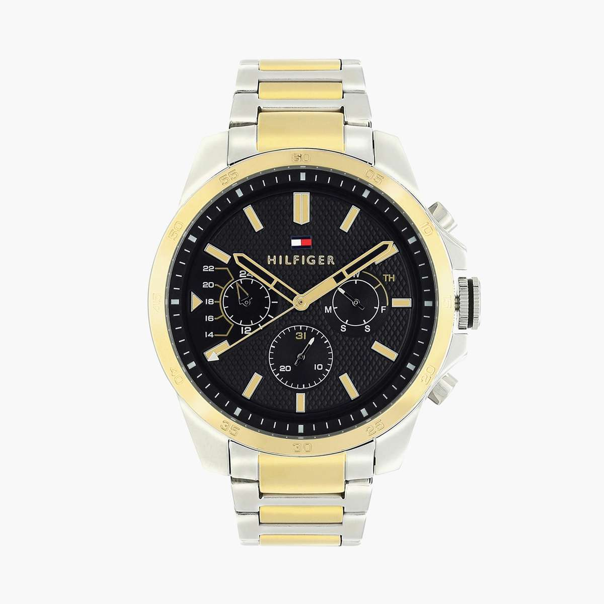 2.TOMMY HILFIGER Men Water-Resistant Multi-functional Watch - TH1791559