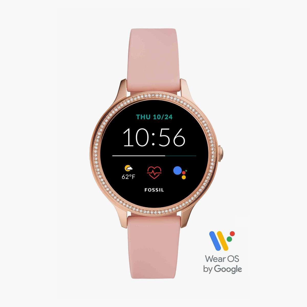 3.FOSSIL Gen 5E Women's Smartwatch - FTW6066