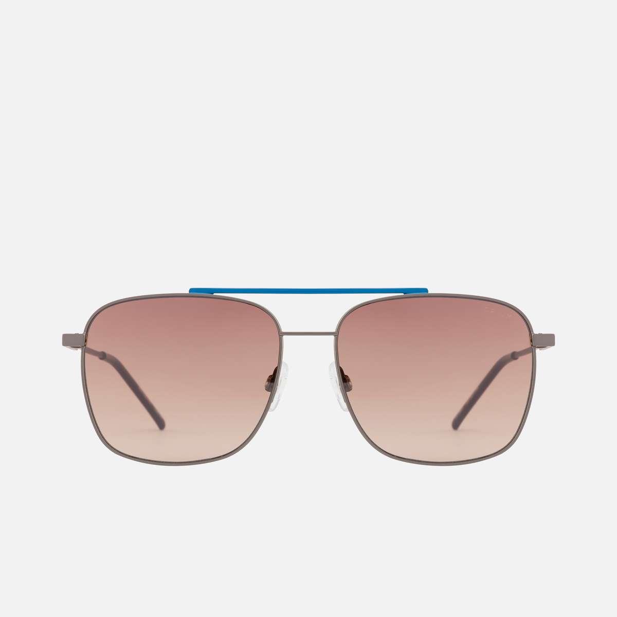 3.OPIUM Men Solid Square Sunglasses- OP-1831-C04