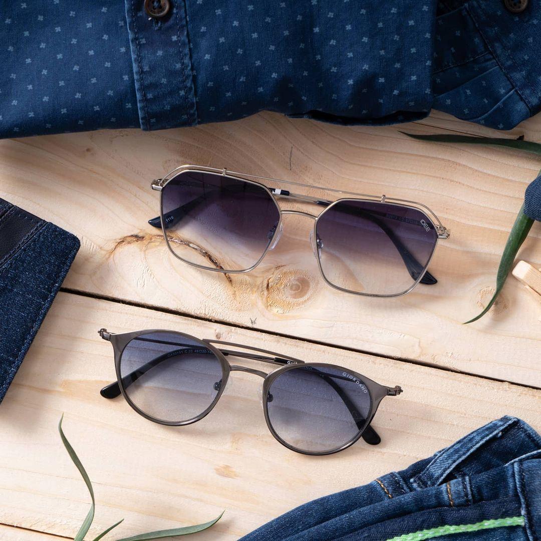 pair of cool shades