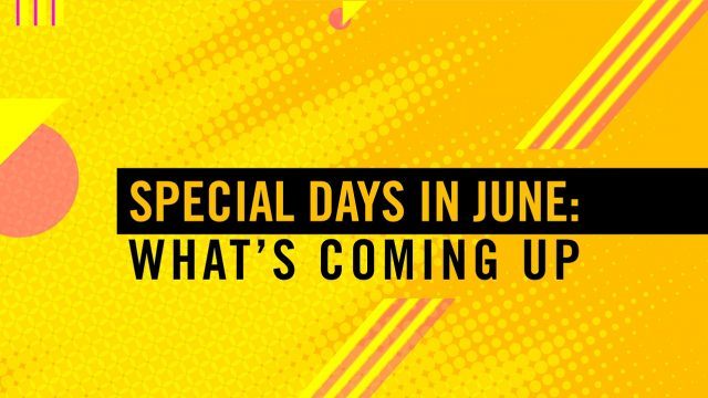 special days in june