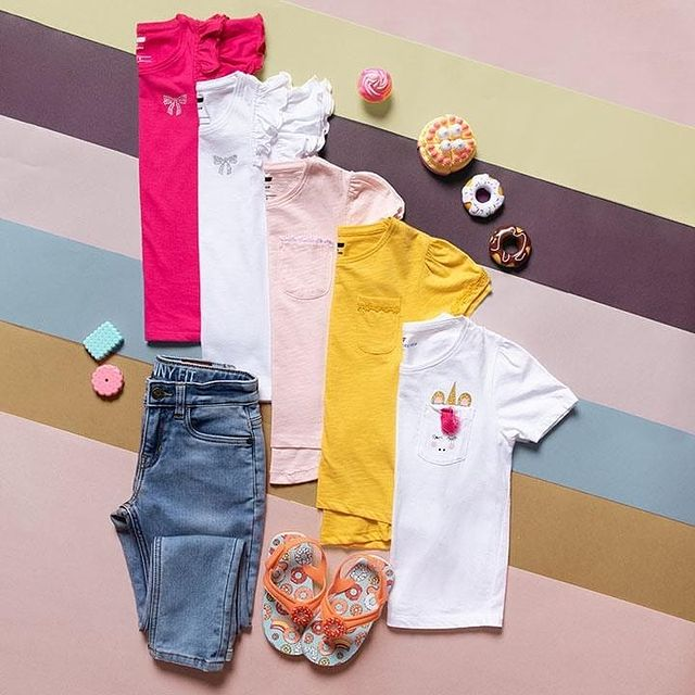 trendy and comfortable t-shirts