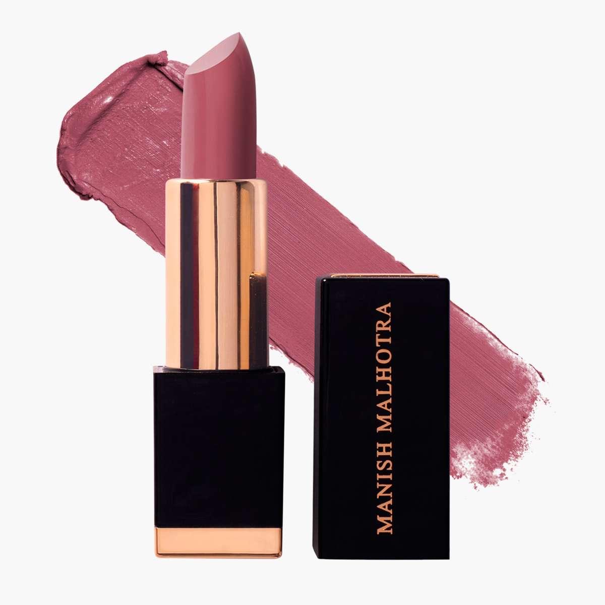 1.MYGLAMM Manish Malhotra Hi-Shine Lipstick