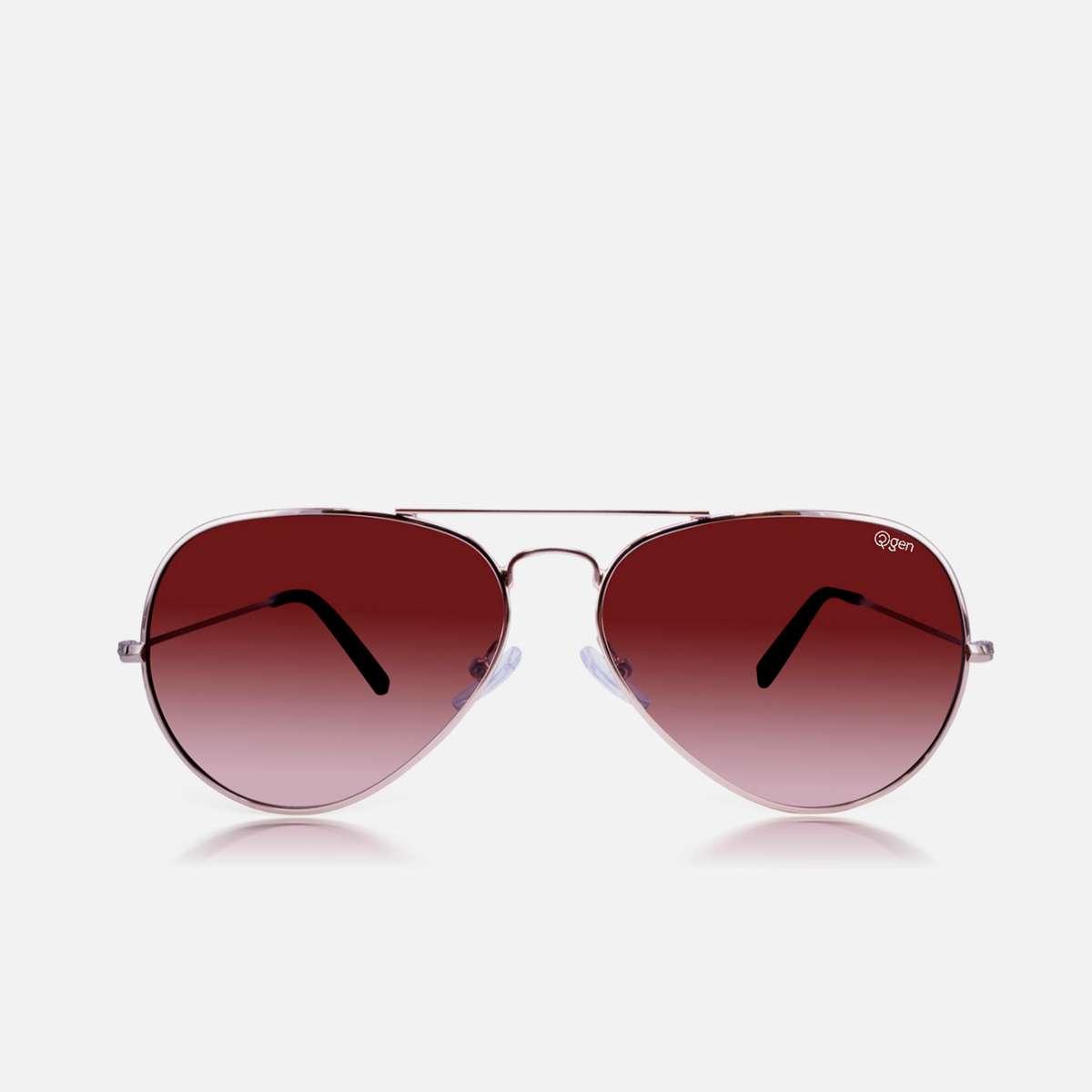1.O2GEN Men Polarized Aviator Sunglasses- O2-21-002-C3-P