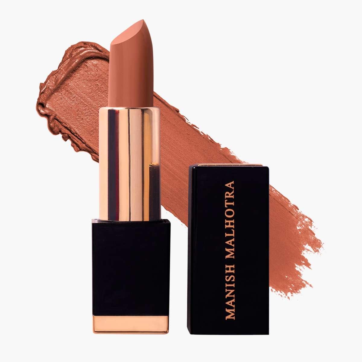 2. MYGLAMM Manish Malhotra Hi-Shine Lipstick