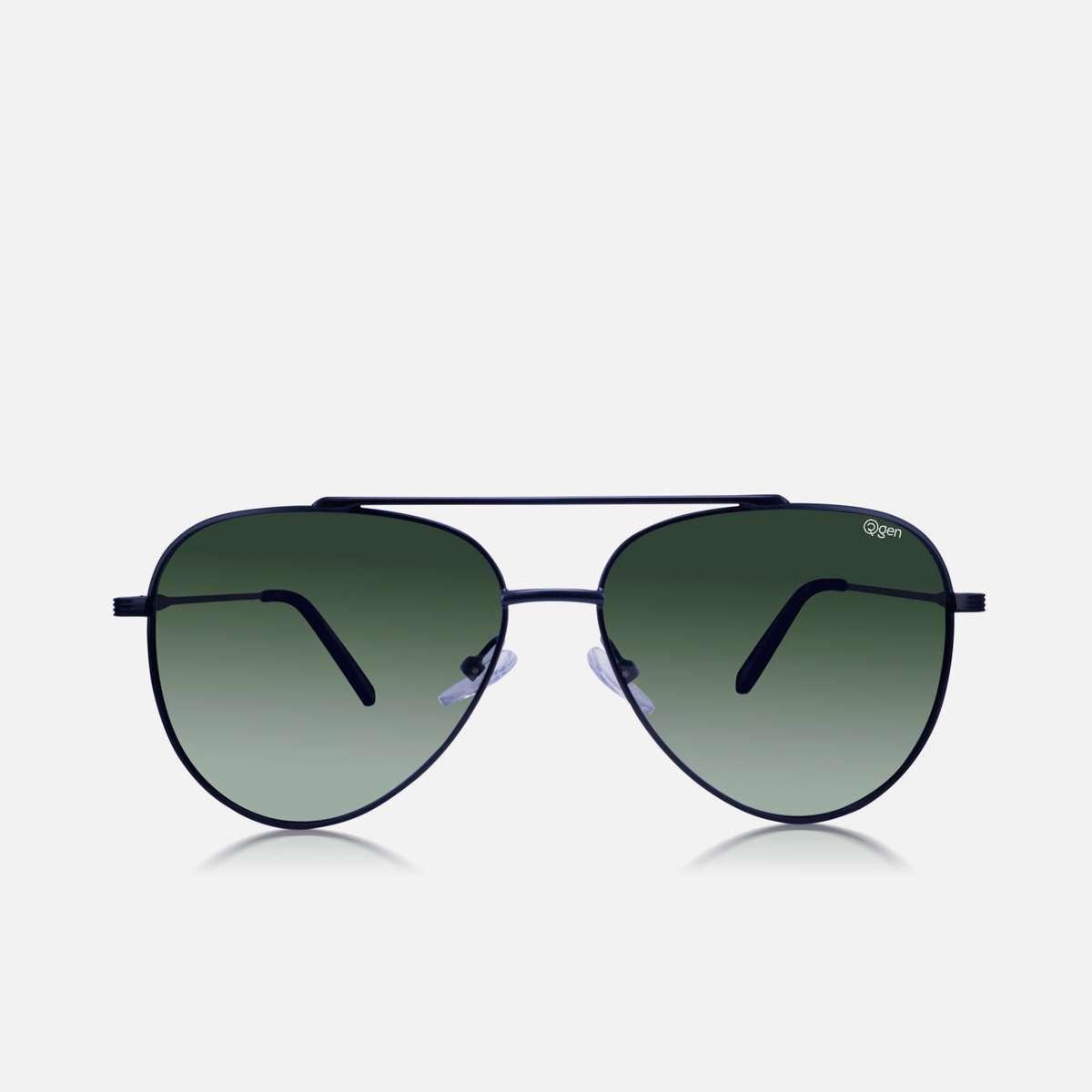 3.O2GEN Men UV-Protected Aviator Sunglasses O2-21-004-C3-P