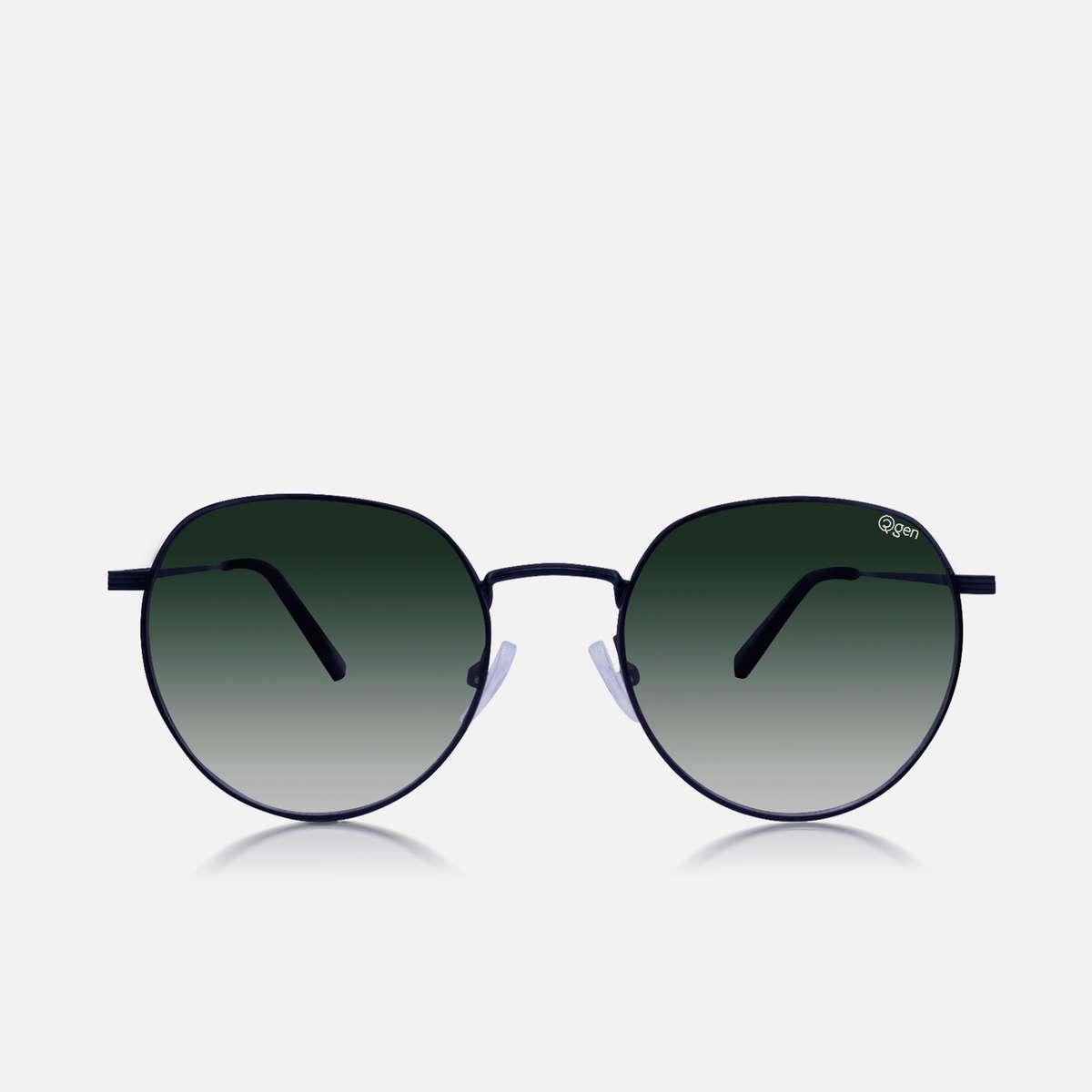 3.O2GEN Women Solid Round Sunglasses - O2-21-005-C3