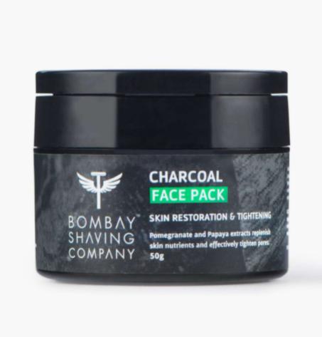 BOMBAY SHAVING COMPANY Charcoal Face Pack