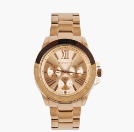 GIORDANO Women Chronograph Watch- GD-2111-11 - top 10 women's watches