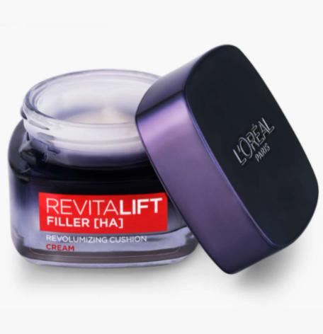 L'OREAL Revitalift Filler Day Cream - best skincare brands in india