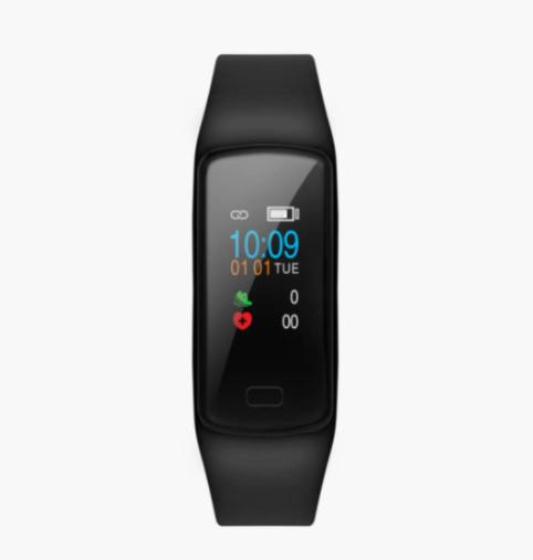 Helix Digital Black Dial Unisex's Watch-TW0HXB205T