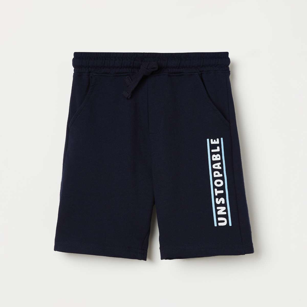 7.FAME FOREVER KIDS Boys Printed Elasticated Shorts