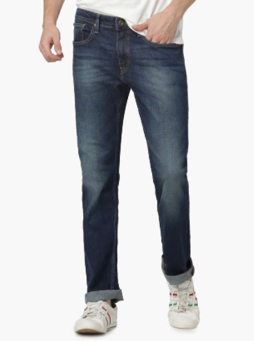 FORCA Dark Wash 5-Pocket Jeans - Forca by Lifestyle