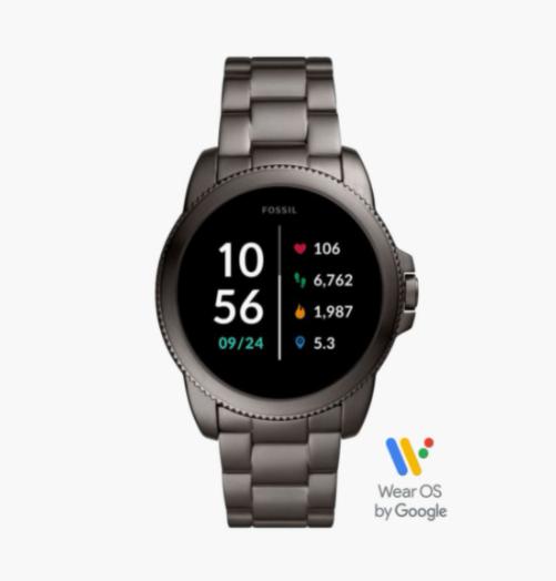 FOSSIL Gen 5E Men's Smartwatch - lifestyle watches