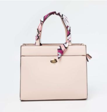 GINGER Solid Handheld Bag