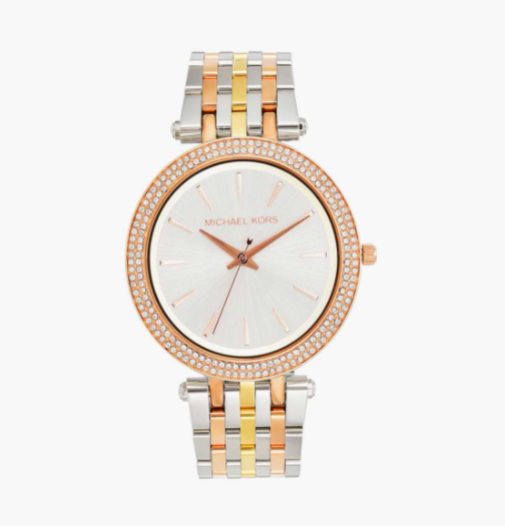 MICHAEL KORS Women Round Analog Watch - lifestyle watches