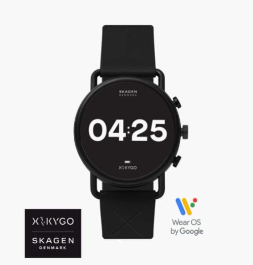 SKAGEN Men Falster 3 Men HR Smartwatch - lifestyle watches