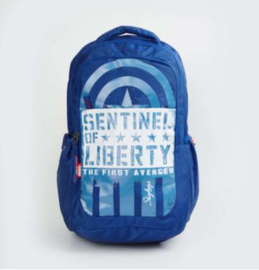 SKYBAGS Men Printed Zip-Closure Backpack - Types of bags