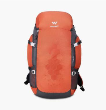 WILDCRAFT Men Printed Travel Backpack - Types of bags
