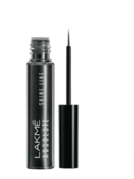 LAKME Absolute Shine Line Steel Grey Eyeliner - Best makeup products