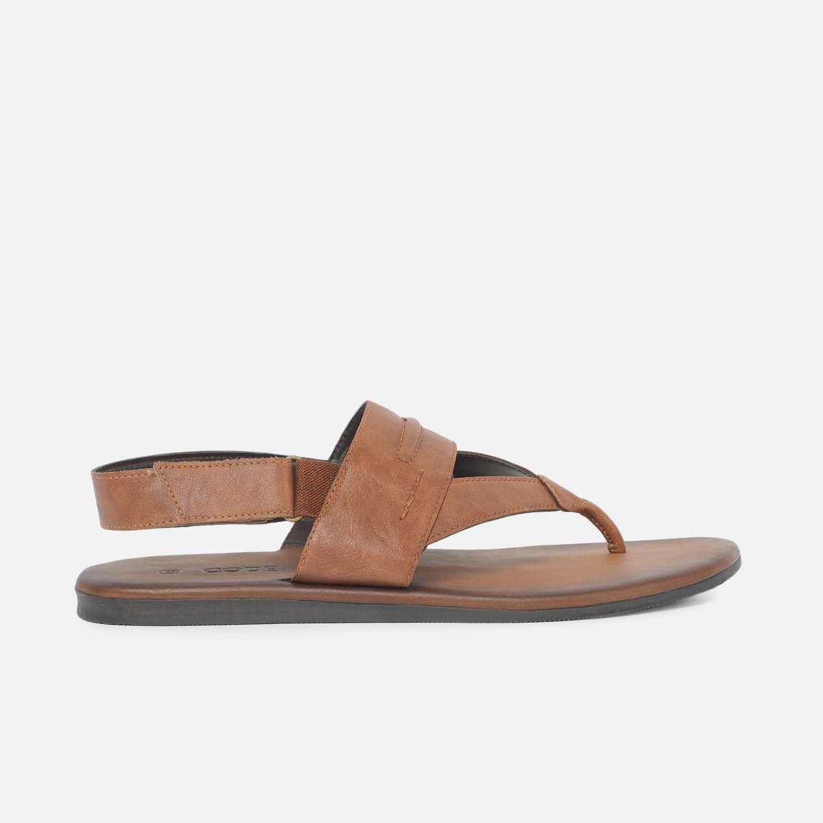 2.FORCA Colourblocked V-strap Slippers